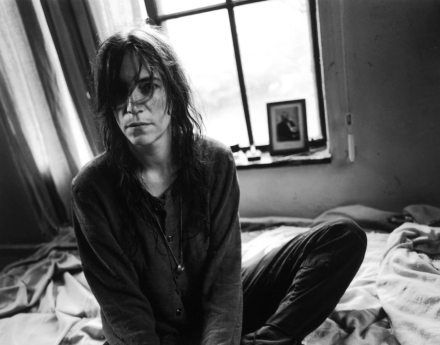 Patti Smith, subject of the new documentary PATTI SMITH: DREAM O