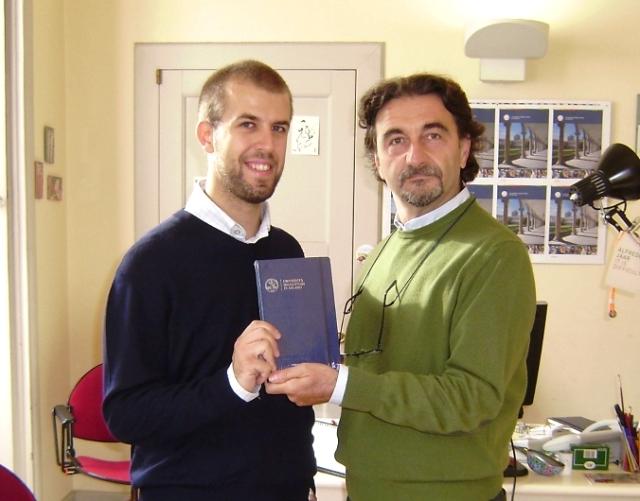 Iuri Moscardi e Claudio Muci