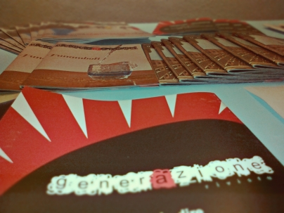 generAzione rivista al BABEL con tutti i numeri cartacei