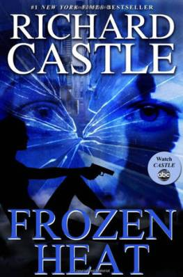copertina Frozen Heat