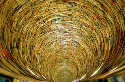 La biblioteca di babele (out)